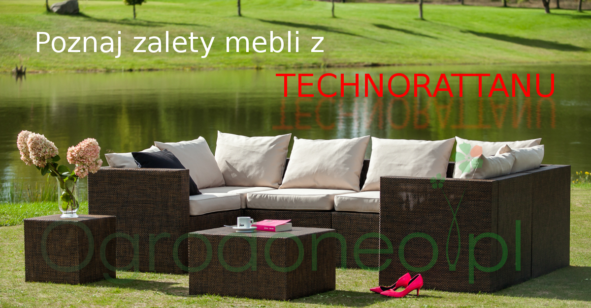 Meble technorattanowe